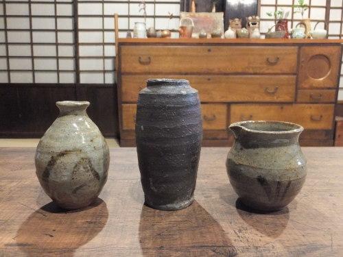 府川和泉さんの花器_d0336460_09175921.jpg