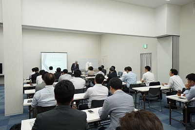 6月16日 船井総研視察セミナー_e0190287_19115083.jpg