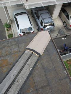 北区の赤羽で、屋根修理工事_c0223192_22084431.jpg