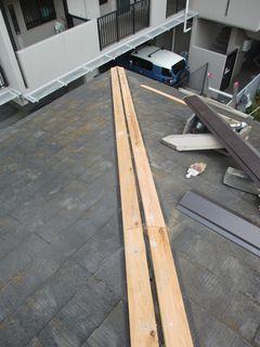 北区の赤羽で、屋根修理工事_c0223192_22084973.jpg