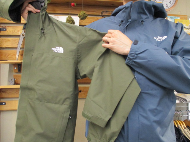 THE NORTH FACE 2nd デリバリー届きました。_d0198793_14371517.jpg