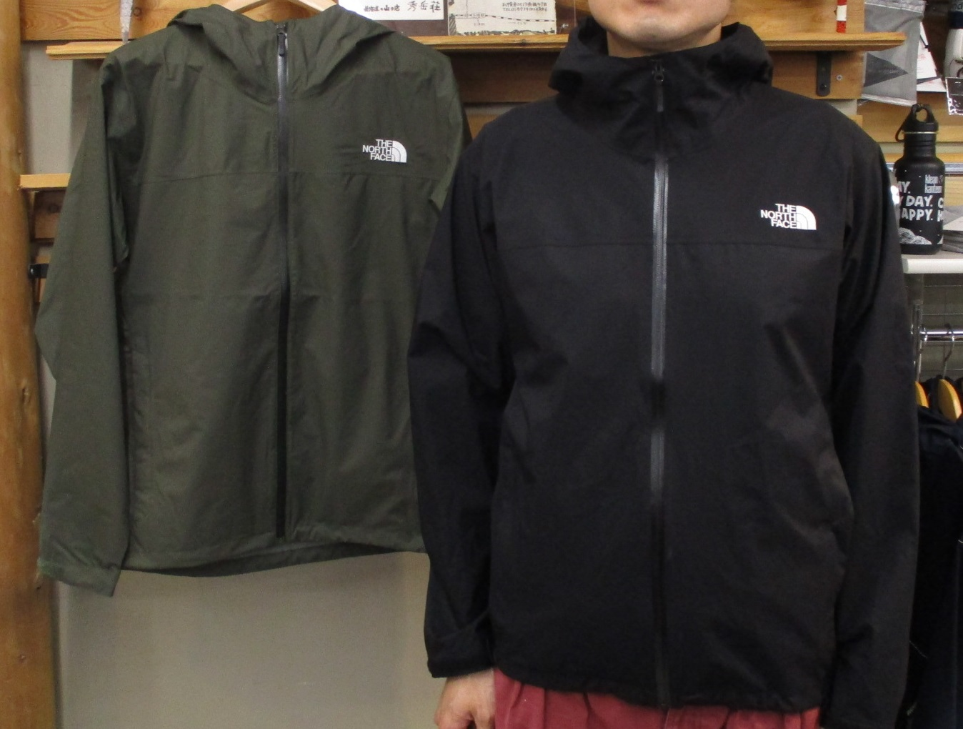 THE NORTH FACE 2nd デリバリー届きました。_d0198793_14395684.jpg