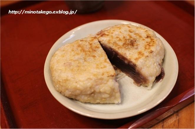 和菓子の日に ~もち米不要の玄米餅~_e0343145_14101830.jpg