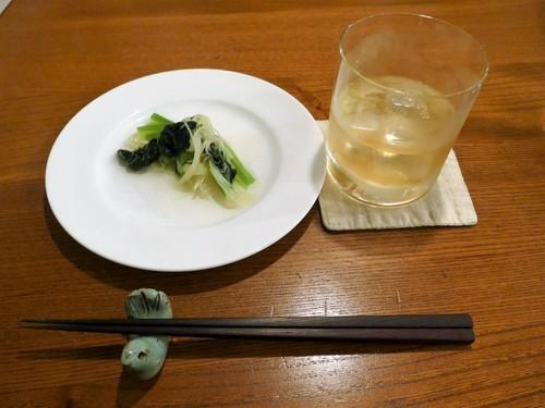 西荻窪「見晴料理店」へ行く。_f0232060_1419633.jpg