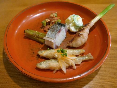 西荻窪「見晴料理店」へ行く。_f0232060_14231129.jpg