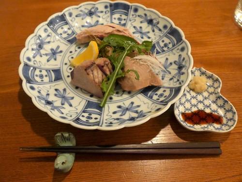 西荻窪「見晴料理店」へ行く。_f0232060_143164.jpg