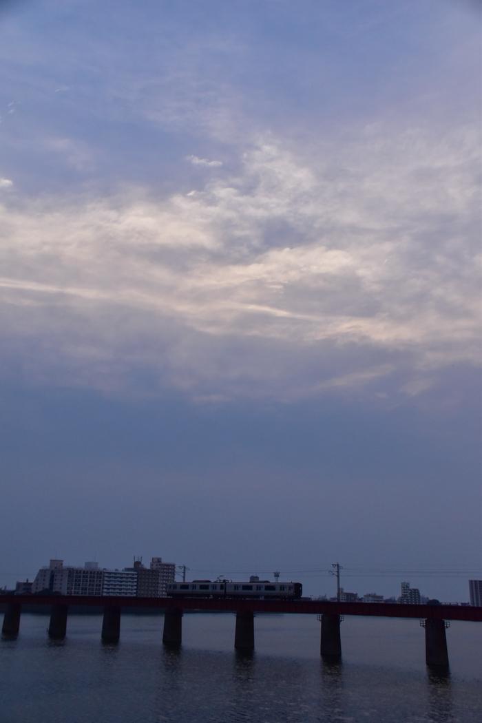 夜明けから夕暮れまで(前半)(*^_^*)_c0049299_22330747.jpg