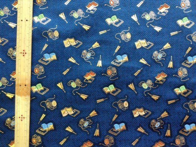 日本刀用の袋に 西陣金襴新柄入荷_d0156706_18452807.jpg