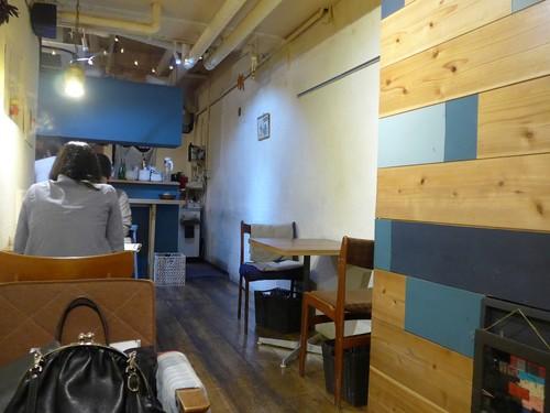 新宿三丁目「スコップカフェ」」へ行く。_f0232060_1340642.jpg