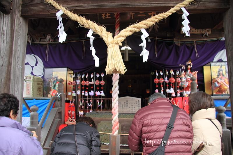百段階段 DE ひな祭り♪_d0367763_18150928.jpg