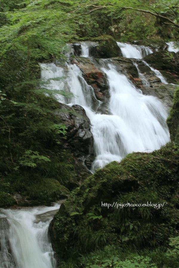 「滝」を撮ってみたくて・・・♪_d0367763_20465389.jpg