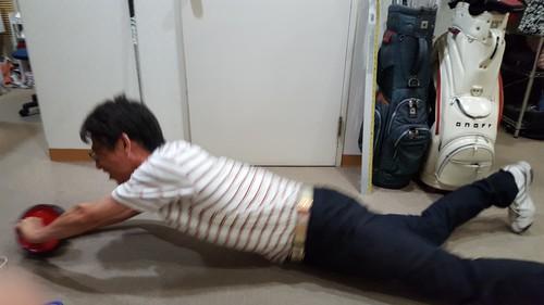 井上プロのトレーニング_c0160277_1945392.jpg