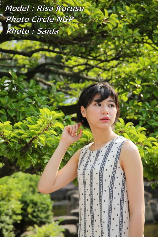 来栖梨紗 ~久屋大通公園 / フォトサークルNGP_f0367980_06103232.jpg