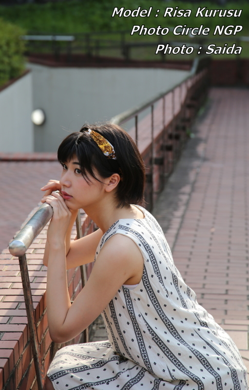 来栖梨紗 ~久屋大通公園 / フォトサークルNGP_f0367980_06120504.jpg