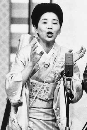 内海好江(1936~1997) : 有名人の墓巡り~昭和の著名人と出会う旅~