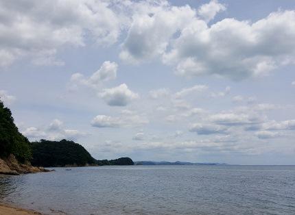 牛窓海水浴場_b0122805_1942186.jpg