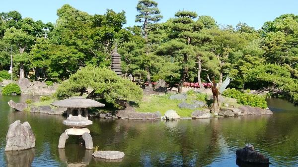 鶴舞公園散歩_a0098746_9571459.jpg