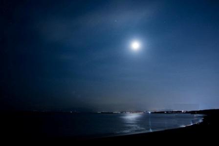 「月夜の浜辺」  中原中也_c0011649_13063146.jpg