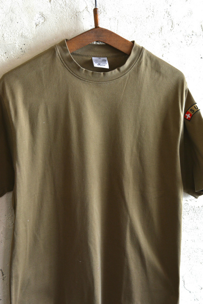 swiss army brown T-shirt_f0226051_15565366.jpg