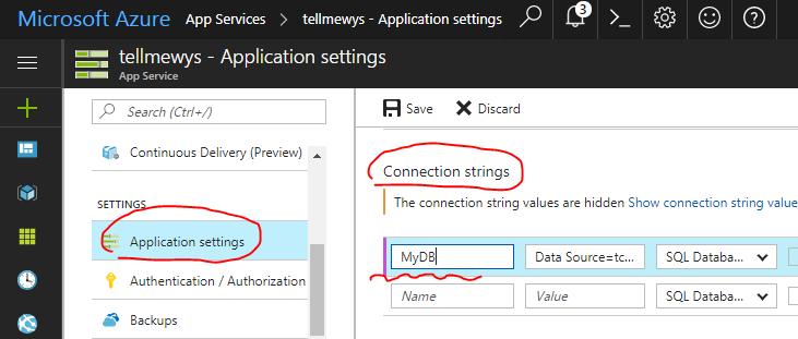 ASP.NET アプリ開発時 & Azure への配置における、DB接続設定の使い分けについて 再び_d0079457_21420390.png