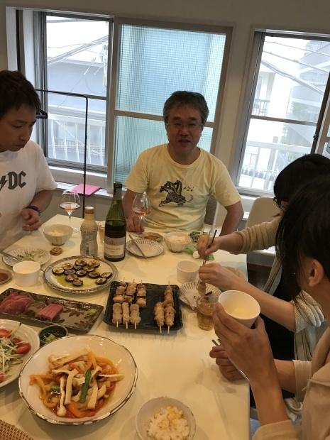 6/18 男の料理会_c0143073_09525528.jpg
