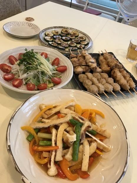6/18 男の料理会_c0143073_09540546.jpg