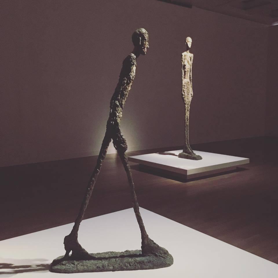 ジャコメッティ展 Alberto Giacometti_b0195783_08052634.jpg