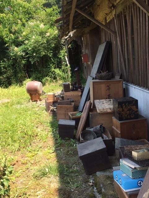 徳島県の土蔵整理、古民家古道具骨董買取はコユメヤにお任せください。_d0172694_16570078.jpg