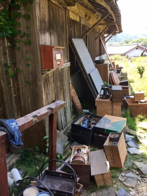 徳島県の土蔵整理、古民家古道具骨董買取はコユメヤにお任せください。_d0172694_16570457.jpg