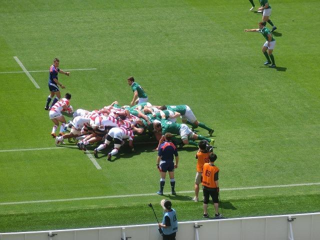 日本は22-50で完敗 「日本VSアイルランド」 24日(土)の第2戦は緊迫したゲームを期待_f0141310_07251899.jpg