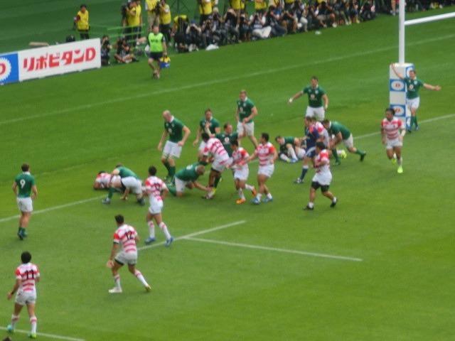 日本は22-50で完敗 「日本VSアイルランド」 24日(土)の第2戦は緊迫したゲームを期待_f0141310_07273133.jpg
