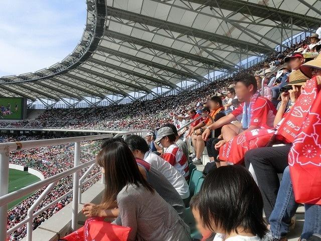 日本は22-50で完敗 「日本VSアイルランド」 24日(土)の第2戦は緊迫したゲームを期待_f0141310_07274750.jpg