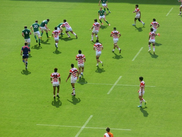 日本は22-50で完敗 「日本VSアイルランド」 24日(土)の第2戦は緊迫したゲームを期待_f0141310_07280090.jpg