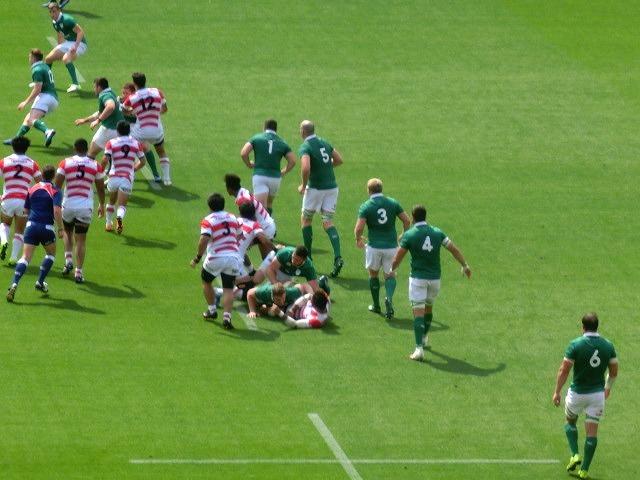 日本は22-50で完敗 「日本VSアイルランド」 24日(土)の第2戦は緊迫したゲームを期待_f0141310_07313379.jpg