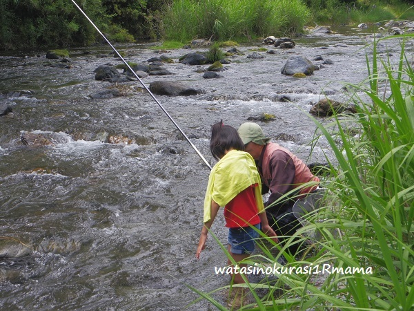 河原でBBQ _c0365711_17325242.jpg