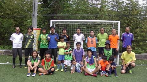ゆるUNO 6/18(日) at UNOフットボールファームUNO_a0059812_09051104.jpg