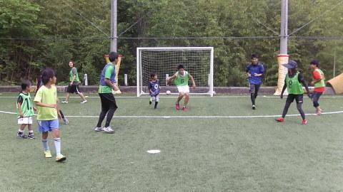 ゆるUNO 6/18(日) at UNOフットボールファームUNO_a0059812_09064919.jpg