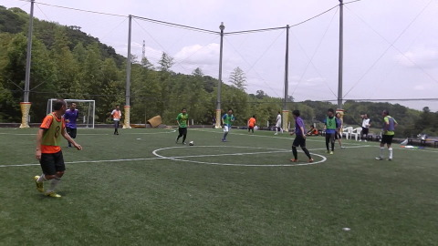 ゆるUNO 6/18(日) at UNOフットボールファームUNO_a0059812_09135357.jpg