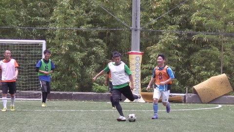 ゆるUNO 6/18(日) at UNOフットボールファームUNO_a0059812_09143718.jpg