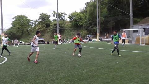 ゆるUNO 6/18(日) at UNOフットボールファームUNO_a0059812_09151199.jpg