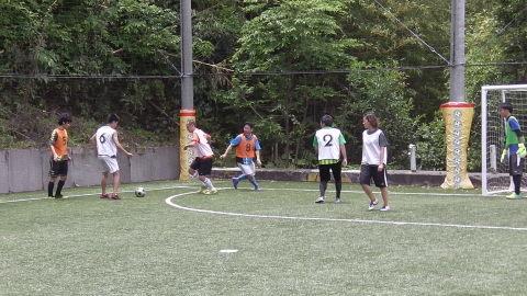 ゆるUNO 6/18(日) at UNOフットボールファームUNO_a0059812_09151785.jpg