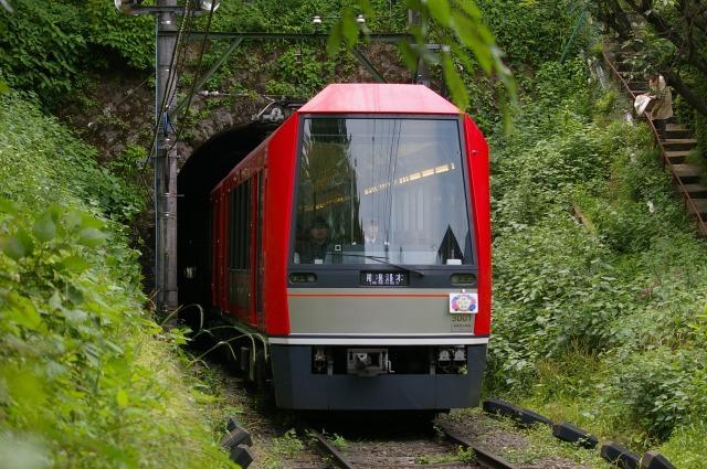TOMIX 箱根登山鉄道3000形 HO-610_a0359818_20272777.jpg