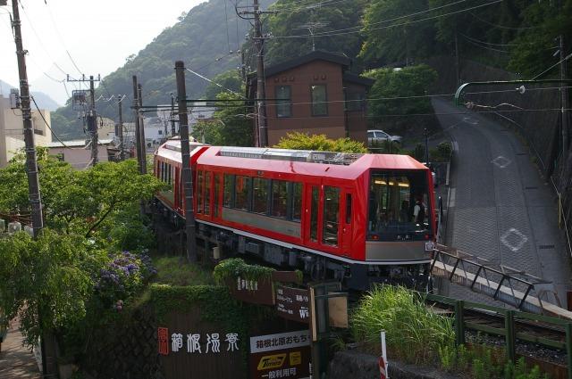 TOMIX 箱根登山鉄道3000形 HO-610_a0359818_20311655.jpg