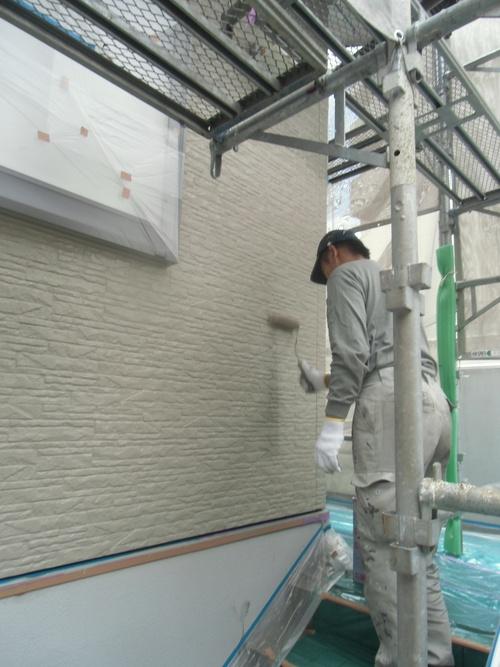 D様邸(西区大宮)外壁塗装工事_d0125228_736647.jpg