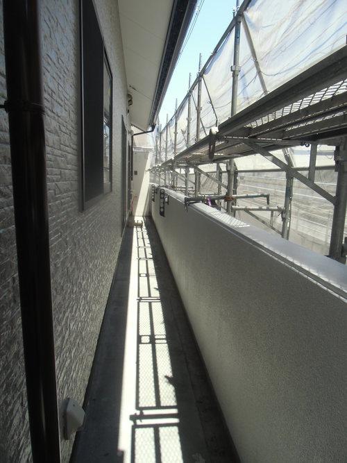 D様邸(西区大宮)外壁塗装工事_d0125228_737736.jpg