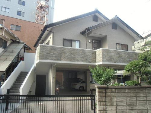D様邸(西区大宮)外壁塗装工事_d0125228_7391493.jpg
