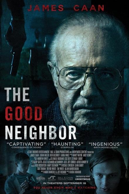 グッド・ネイバー The Good Neighbor_e0040938_17092945.jpg