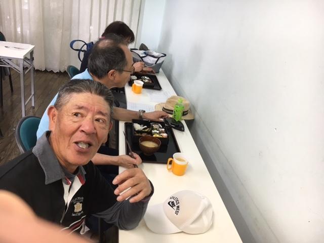 編み物教室&初心者ゴルフ教室&書道教室_c0113948_14342905.jpg