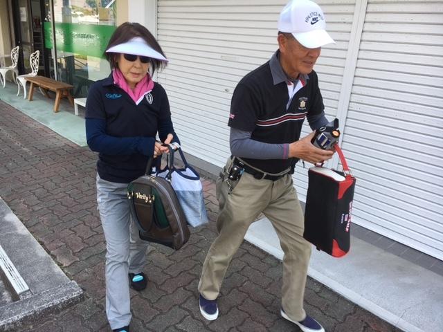 編み物教室&初心者ゴルフ教室&書道教室_c0113948_14345503.jpg
