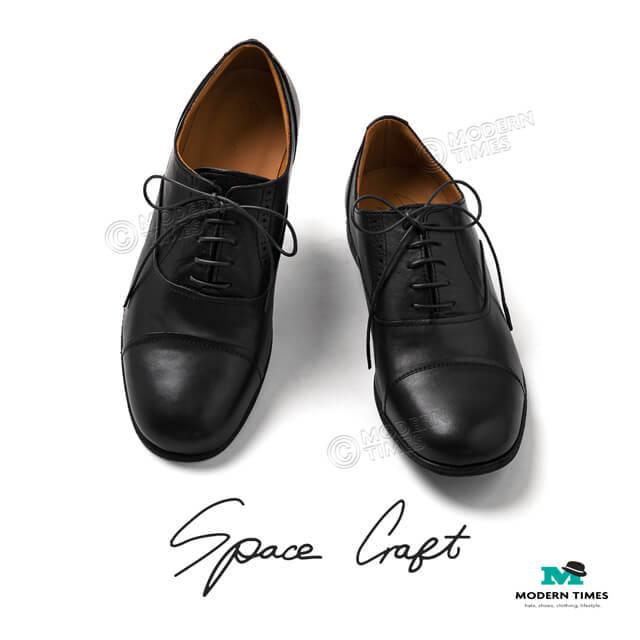 SPACE CRAFT スペースクラフト 定番の革靴_a0286784_18502781.jpg